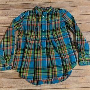 Ralph Lauren Girls Long Sleeve Shirt